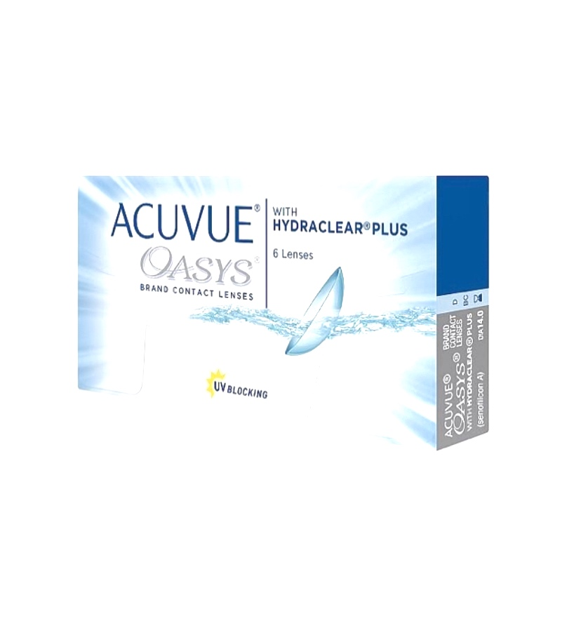 TORIC ACUVUE OASYS